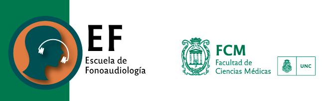 Escuela de Fonoaudiología Logo